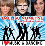 BALLĪŠU nometne I LOVE MUSIC & DANCING